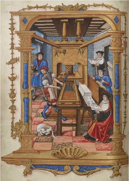 Renacimiento: Invención de la imprenta